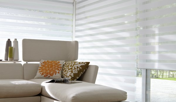 Twist Shades - Distinctive style with privacy and light control