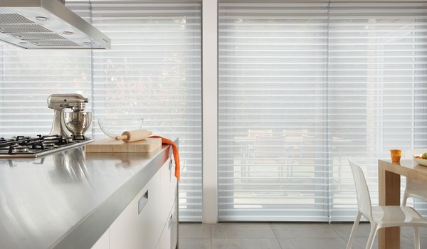 Silhouette Shades - Gentle ambient light with exclusive style