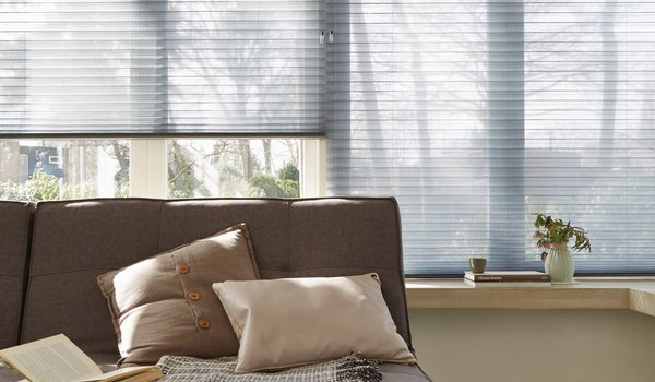 Duette Shades - Softly filtering light and insulating your home all year round